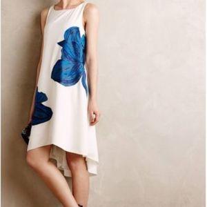 Ranna Gill Women's Embroidered Bluebell Dress